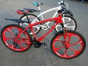 Велосипеды на литье с доставкой по РФ от 1 дня